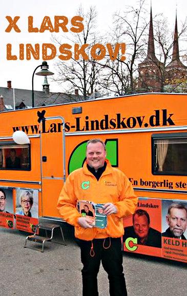 Svar til Lars Lindskov! [Derfor får du mine krydser på tirsdag]