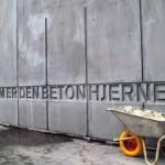 p-hus betonhjerne