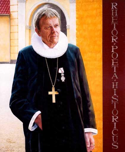 Lars Rasmussen: Biskop Jan Lindhardt, Roskilde Stift 1999-2008