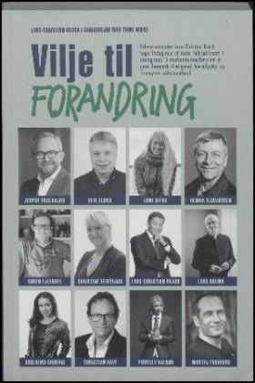 Brask og vilje til forandring – ny bog fra Lars-Christian Brask