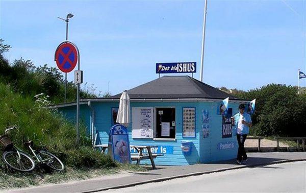 Nostalgi: Det blå ishus lokker mig…