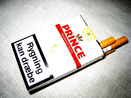 hvor mange rygere er der i danmark