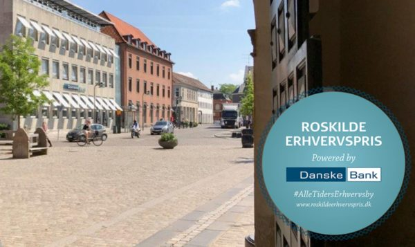 Firkløver fra Roskilde indstilles til Erhvervsprisen 2019 fra Danske Bank